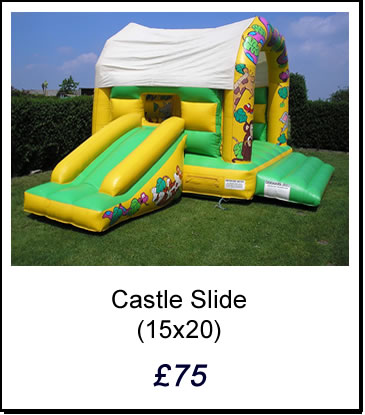 Bouncy Castle Hire Huddersfield