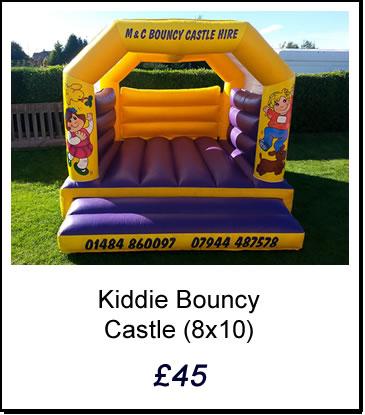 Kiddie Bouncy Castle