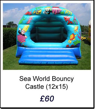 Bouncy Castles Huddersfield