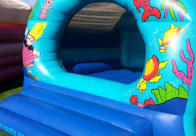 Sea World Bouncy Castle (12 x 15)