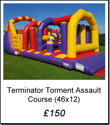 Terminator Torment Assault Course
