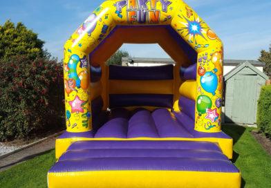 Balloon Fun Party Castle (11 x 15)