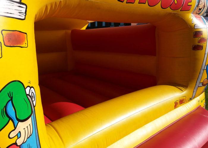 bouncy castle hire huddersfield