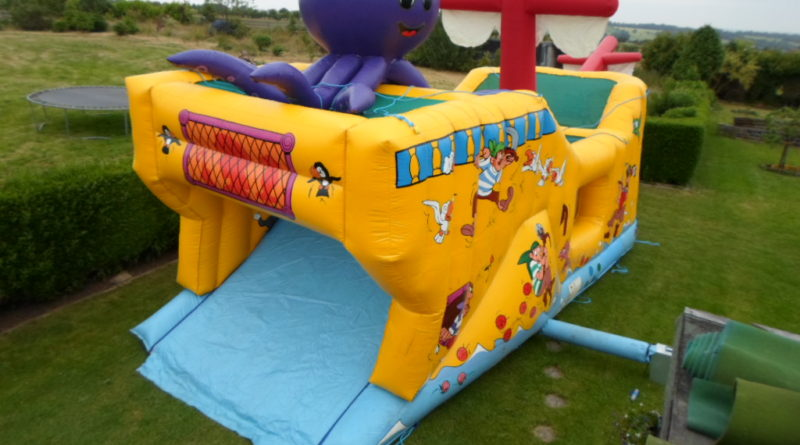 Inflatable Assault Courses Huddersfield