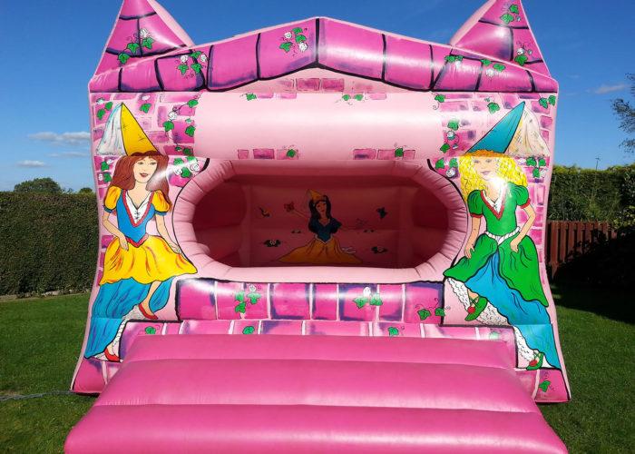 Princess bouncy castle huddersfield