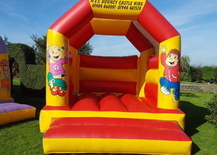 Huddersfield Bouncy castle
