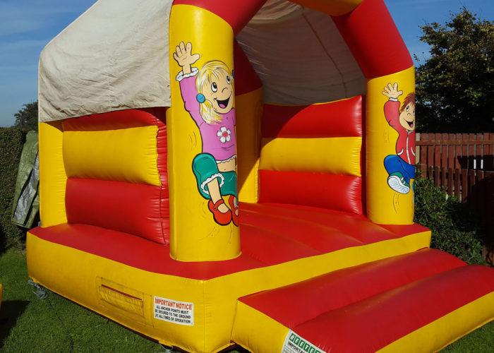 bouncy castle huddersfield